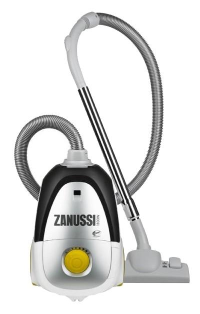 Пылесос с контейнером для пыли zanussi zan2020